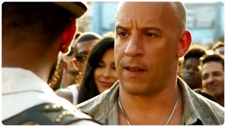 """Fast and Furious 8 """"Ready to Race"""" Movie Clip   Trailer (2017)   The Fate of the Furious"""