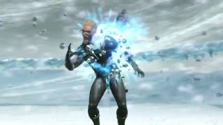 INJUSTICE 2 Captain Cold Trailer Gameplay (2017) PS4/Xbox One
