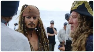 Pirates of the Caribbean 5 Behind The Scenes   Trailer (2017) - Dead Men Tell No Tales